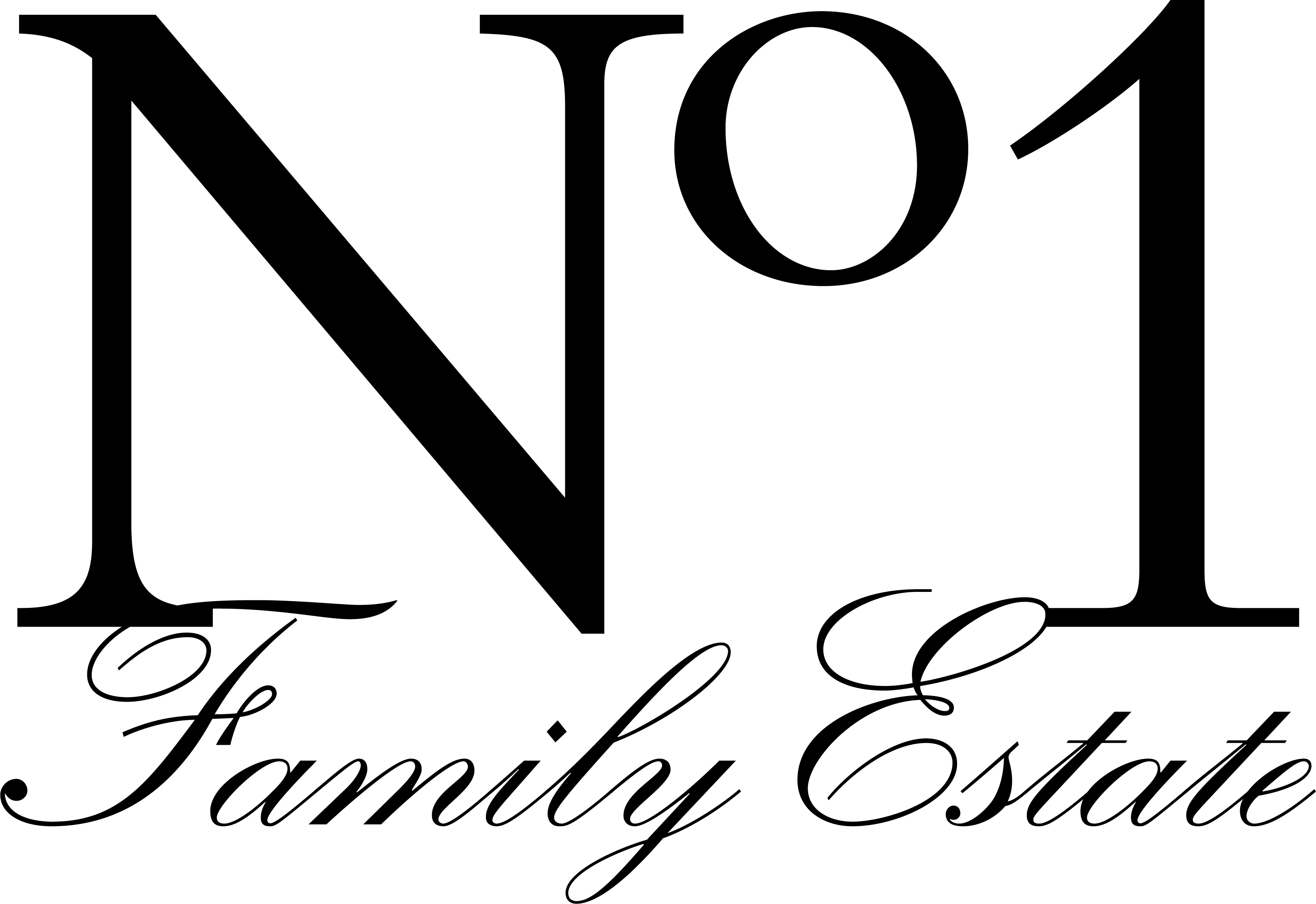 No.1 Family Estate logo